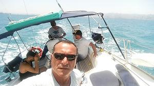 קורס סקיפרים-קשת ים