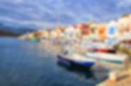 הפלגות ביוון-קשת ים