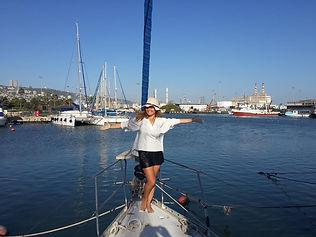 הפלגה רומנטית,קשת ים,חווית שייט בארץ