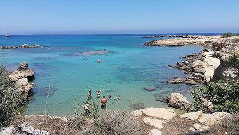 שייט לקפריסין,גרין ביי, קשת ים
