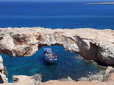 שייט לקפריסין,גשר האוהבים,קשת ים