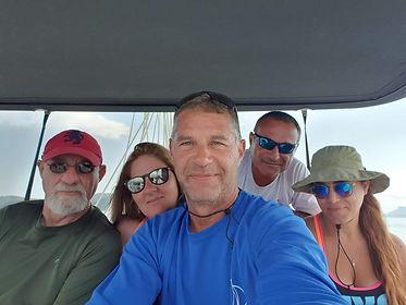 סקיפר ליום אחד,מפליגים עם חזי,אוהבי שייט-קשת ים