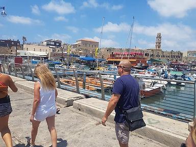 שייט לעכו,סיור שווקים וחומות-קשת ים
