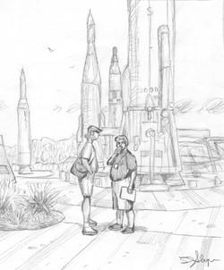Rocket Garden Meeting