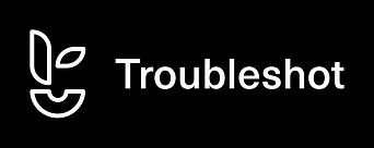 Troubleshot Logo Flat