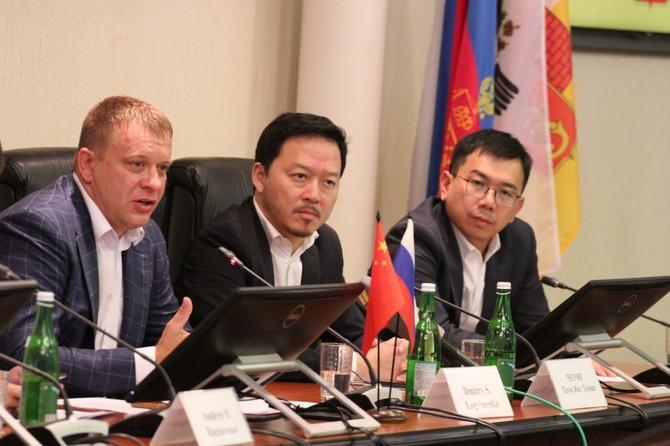 俄羅斯克拉斯諾達爾市與香港已概述合作方式