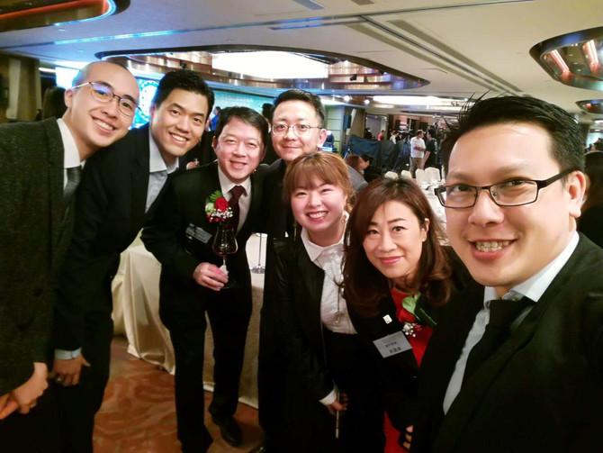 熱烈祝賀飛標會及基金成立! 好高興同大家一齊為香港運動事業做貢獻!