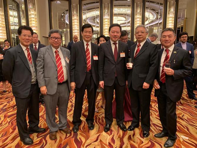 香港中華總商會己亥年新春酒會