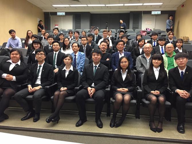 大專院校辯論 香港應否發展地下岩洞