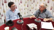 張俊勇出席電台節目回應香港問題
