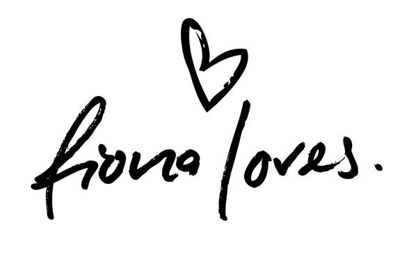 FIONA LOVES