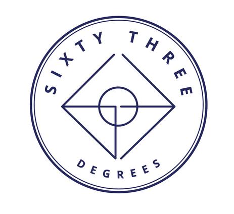 SIXTY THREE DEGREES