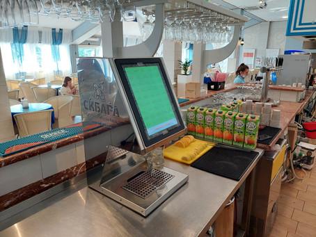 СКБАРА произвела инсталляции Автоматической  Барной Станции СКБАРА в сеть отелей Alean Family