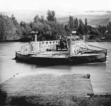 Lowburn Ferry 1920