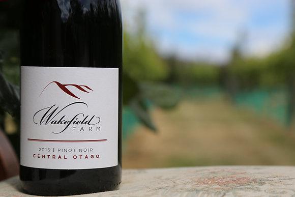 Wakefield Pinot Noir 2016 - Bottle