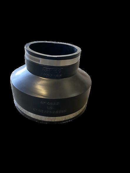 160mm-110mm clay/plastic adaptor 187-111