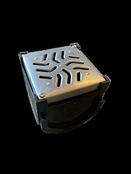 galvanised quad box STDPQCG