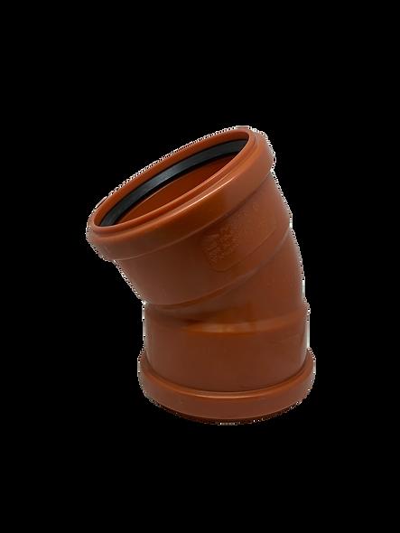 30° Double Socket Bend