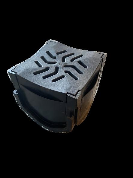 plastic quad box STDPQC