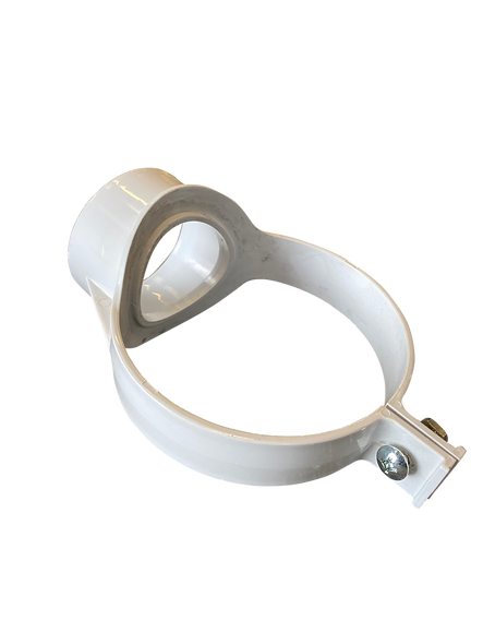 110mm strap boss white