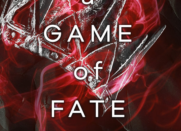 Signed Hardback - A Game of Fate