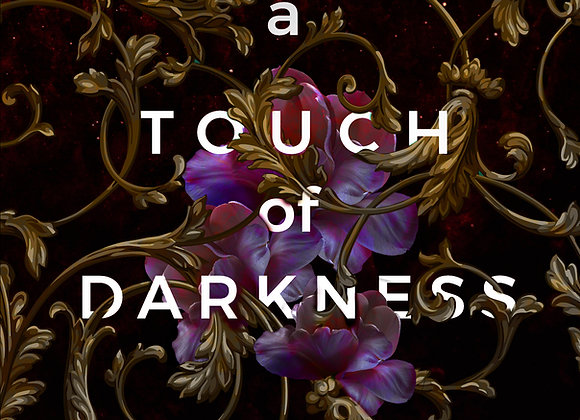 Signed Hardback - A Touch of Darkness
