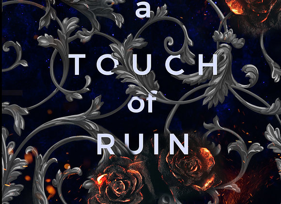 Signed Paperback - A Touch of Ruin