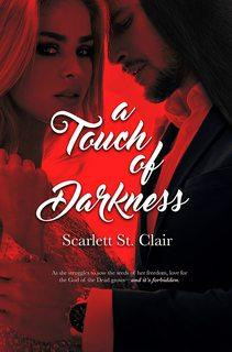 A Touch of Darkness is LIVE!
