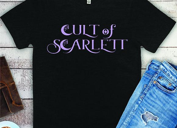 Cult of Scarlett - T-Shirt