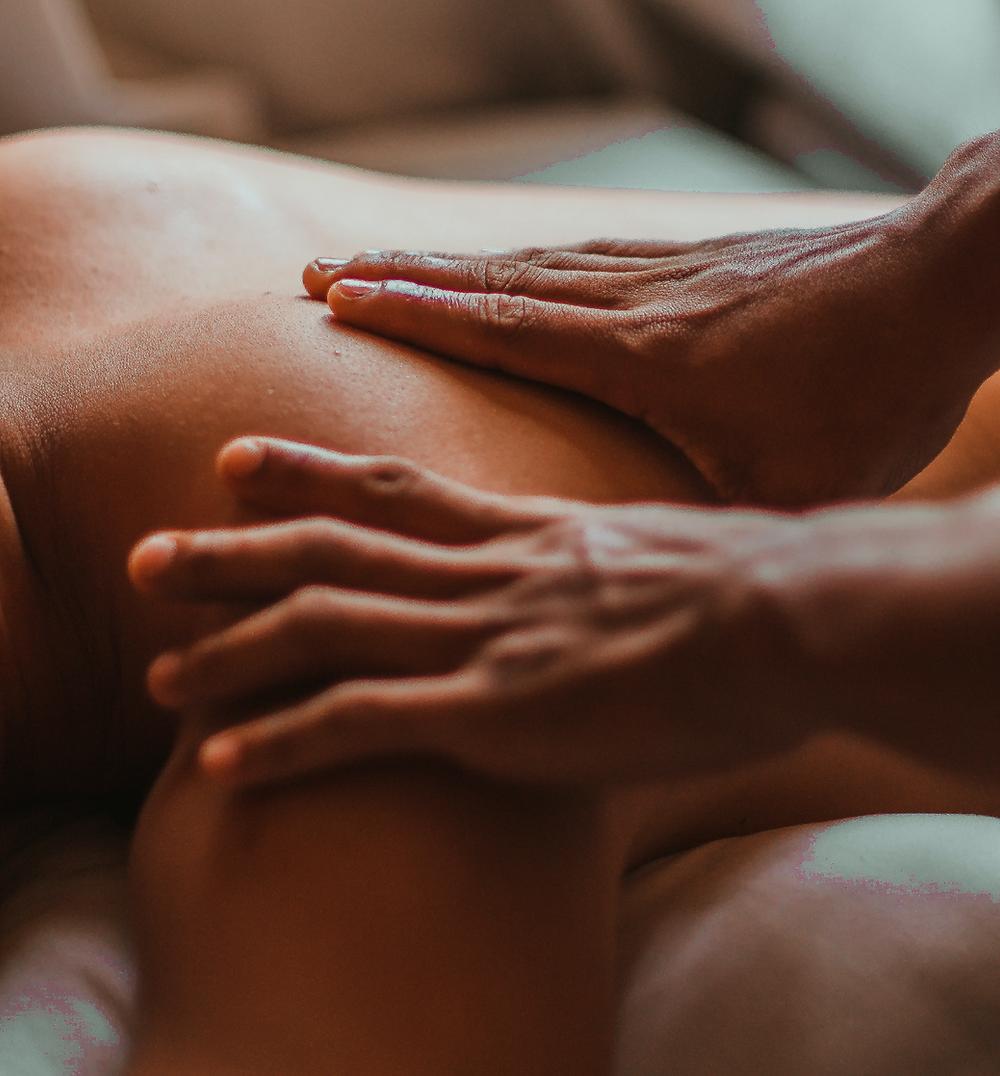 massage, spa