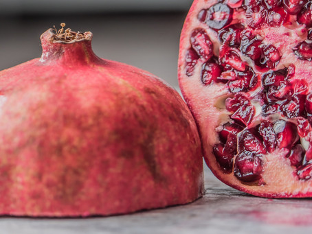 Pomegranate Seed Oil, a Natural Active Ingredient