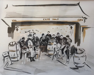 Le Café Solo Brive