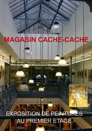 Exposition Cache-Cache Brive