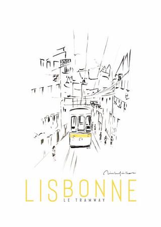 Lisbonne Le tramway