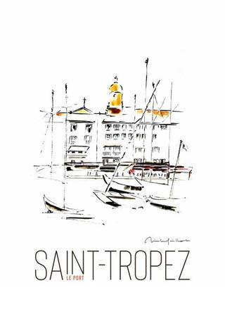 Saint Tropez le Port