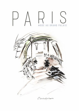 Paris mode au Grand Palais