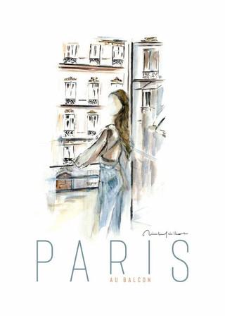 Paris au balcon