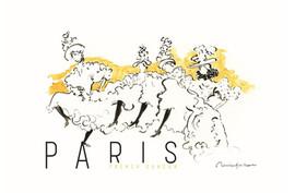 Paris Le French Cancan
