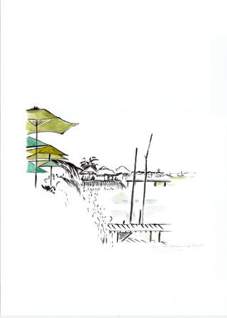 Les baraques à huitres du Cap Ferret