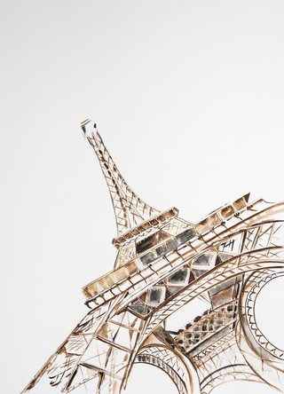 Tour Eiffel de Paris