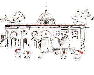 La Villa Algérienne