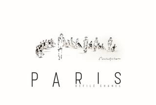 Paris Defilé Chanel