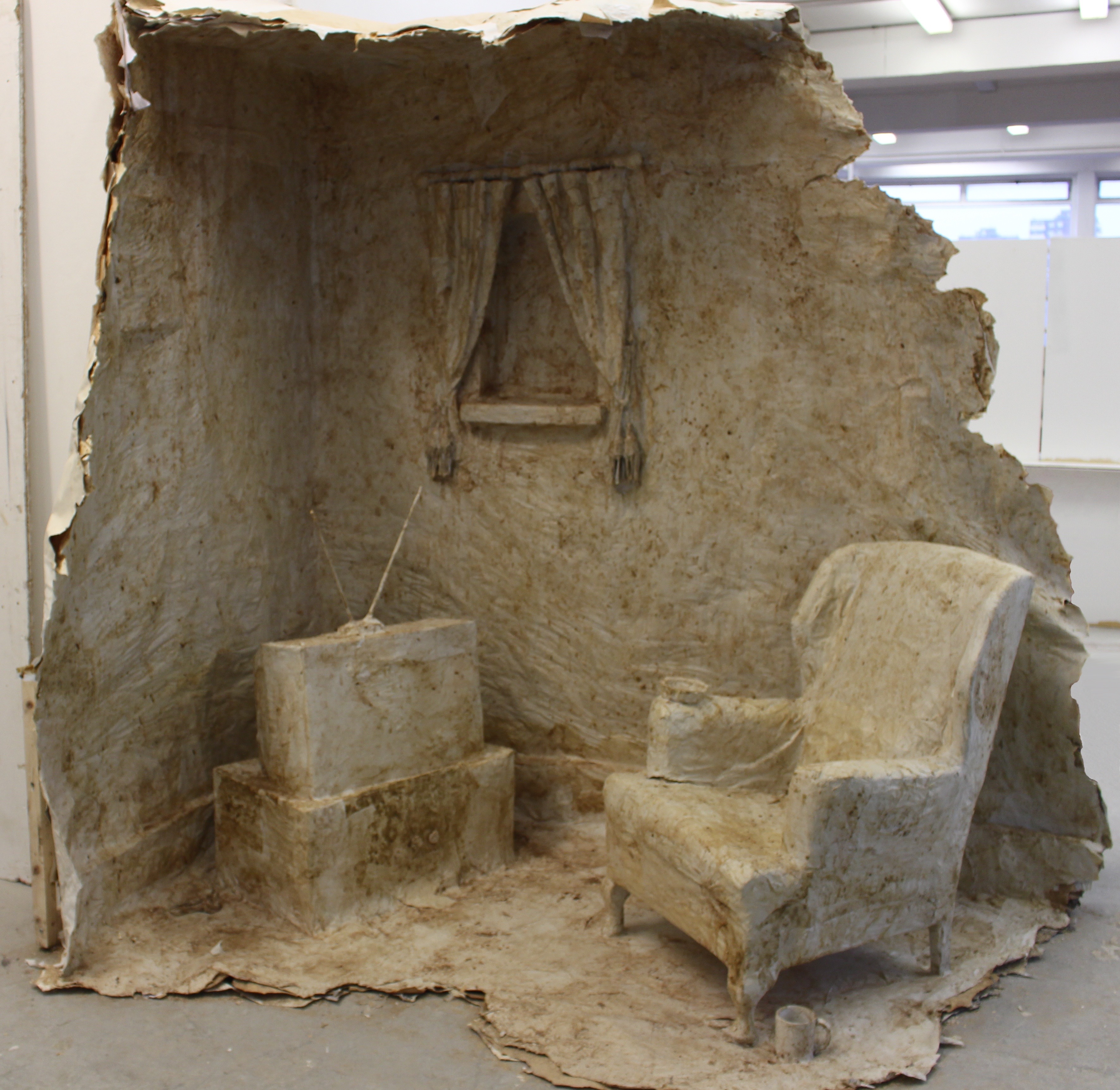 Helen Cawley - Paper Over Cracks