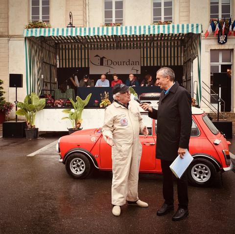 Festival des voitures anciennes Dourdan