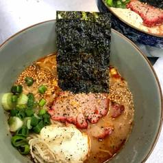 Spicy Miso Ramen (rotating menu)