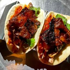 Roasted Duck Tacos(rotating menu)