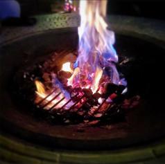 Cozy Fire-Pit