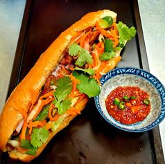 Cold Cut Pork Banh Mi