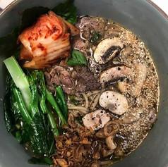 Spicy Udon Noodle Soup