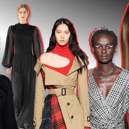 Fashion Week's AW20 Beauty Trends So Far